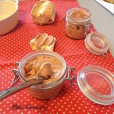 Mousse de foie by Thermomix - Mimi Cuisine