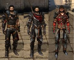 Dragon Age 2 Champion Armor