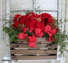 Hi Friends..........Do you know what happens when you take wood crates, add DIY…