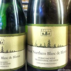 Bell's Brewery - Great Northern Blanc de Blancs Wine Now Available