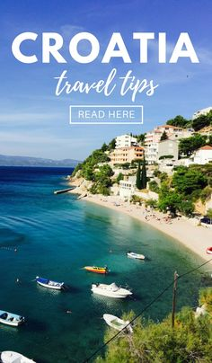 Uh, Croatia looks so beautiful! | Planning a trip to Croatia and looking for inspiration & advice? In this interview, 2 female travelers share their top Croatia travel tips after visiting.