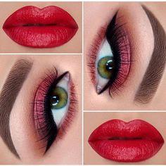 IG: makeupbyevva | #makeup