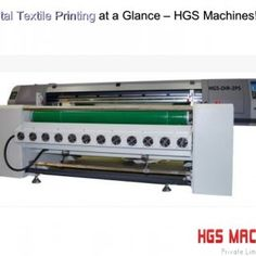 Digital Textile Printing at a Glance – HGS Machines!   Digital Textile Printing at a Glance – HGS Machines! Printing industry has undergone a drastic chan. http://slidehot.com/resources/digital-textile-printing-at-a-glance-hgs-machines.58844/