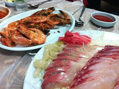 food at south korea
