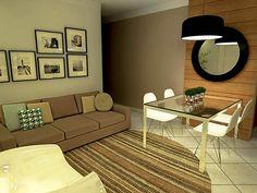 Ajuda: decorando uma sala sem muita interferência e quebra-quebra - limaonagua