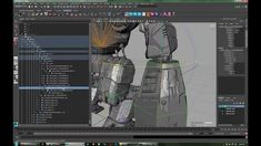 Rigging mesh collisions with Maya Muscle