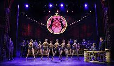 """Bullets Over Broadway"" Set Design by Santo Loquasto"