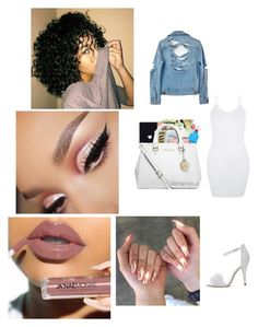 """They look up to me"" by andreapassion ❤ liked on Polyvore featuring High Heels Suicide"