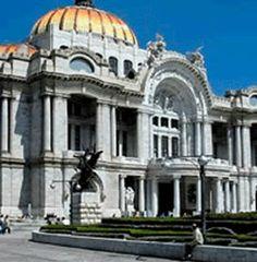 Palacio de Bellas Artes, México.