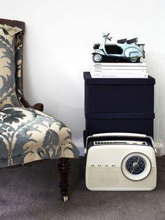 * wunderkammer *: Inspiration: Vintage radios