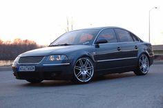 "custom passat | lets see your last ""custom"" ride - Page 2 - Nissan Titan Forum"