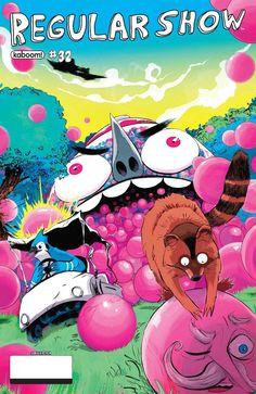 Preview: Regular Show #32, Story: Mad Rupert Art: Laura Howell Covers: Igor Wolski & Ryan Inzana Publisher: BOOM! Studios/KaBOOM! Publication Date: February 3rd, 2016 P...,  #All-Comic #All-ComicPreviews #Boom!Studios #Comics #IgorWolski #kaboom! #LauraHowell #MadRupert #previews #RegularShow #RyanInzana