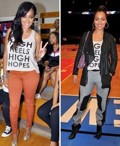 ... Urban Fashion!: Style Inspiration: Lala's Casual Look
