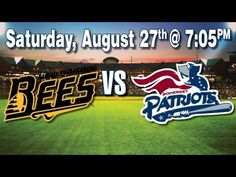 Somerset Patriots v. New Britain Bees - August 27, 2016