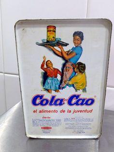 Caja de costura antigua Colacao