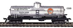 Ho Scale GULF 40' Single Dome Tank Car Model Power Mantua Series New 732593 #ModelPower