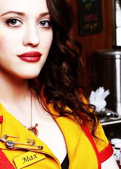 Kat Dennings On the TV Comedy - Two Broke Girls - best show!