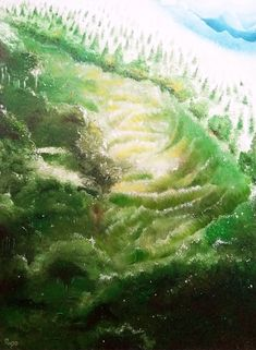 "Título: ""Naturaleza Virgen"" Técnica: Óleo sobre Bastidor Medida: 60 x 80 cm. (4 cm. grosor) Creación: 2018 Autor: Rigoberto Castro (Rigo-Art) Colección: Entornos Oscuros Verificar disponibilidad de obra original en: rigoyarte@gmail.com  #pintura #myart #fineart #artgallery #galeria #pintor #modernart #contemporaryart #instaart #artsy #abstract #peinture #oilpainting #artista #artlovers #painting #oleo Plasma, Vineyard, Golf Courses, Painting, Outdoor, Artworks, Paintings, Popup, Outdoors"