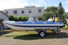 Hysucat Boat - For Sale - Malmesbury R125k 2x 85 Yamaha