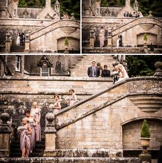 What a back drop Scotland Wedding Photographer-Naomi V