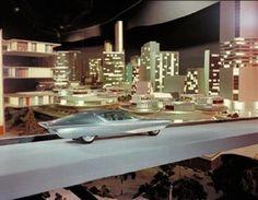 1964 World's Fair Exhibits | ... from the Futurama II pavillion at New York's 1964 World Fair