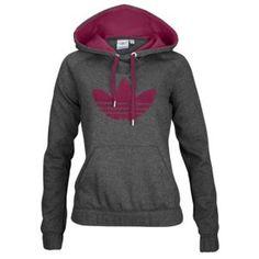 I do need more sweaters...oh & lo vin the adidas original logo