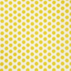 Oompa II | 176630 in Yellow | Schumacher Fabrics |  Suitable for indoor or outdoor use, these textiles are equally appropriate for dens or decks. Made to mix and match, the design possibilities are endless.