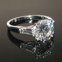 Nice Engagement Ring #ring