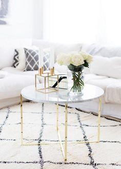 Handmade Rug Black & White Design