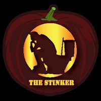 The Stinker 01 - Pumpkin Stencil