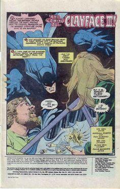 Marshall Rogers' Batman in Detective Comics