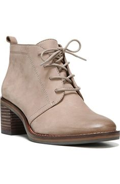 8c10e63f1122 SARTO by Franco Sarto  Bethea  Lace-Up Bootie (Women) available at