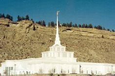 Templo de Billings -Montana #Templo #SUD