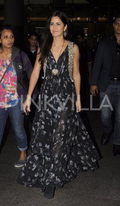Katrina Kaif returns from Indore looking like a million bucks!