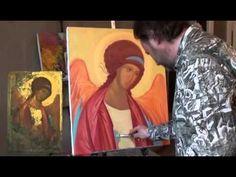 Iconography. The image of an angel. Igor Sakharov - YouTube