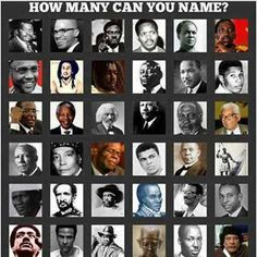 This would be a good poster to hangup in my classroom. It would be a constant reminder of all the people who have had an impact on our history. It will also challenge my students to be able to name the figures on the posters and discuss their contributions.