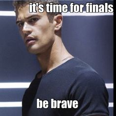It's that time of year again! This time, Four will be my motivation #four #theojames #bebrave