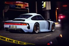 Porsche 935 Render. Moby Dick. A Second Work Of Fiction | Crank and Piston Car Culture Lifestyle Community