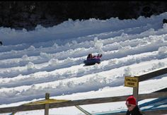 2. February - Hawks Nest Snow Tubing