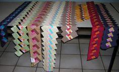 Patchwork et quilt creation : 2. Initiation au Séminole - Patchwork : Marielle…