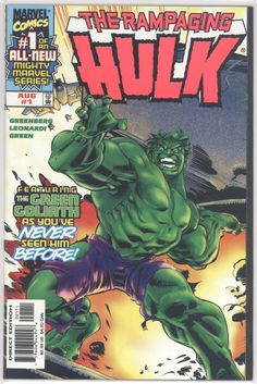 Title: rampaging hulk | Year: 1998 | Publisher: Marvel | Number: 1 | Print: 1 | Type: Regular | TitleId: ba7859fd-9cd8-4883-b5bc-960f0ad1fbe5