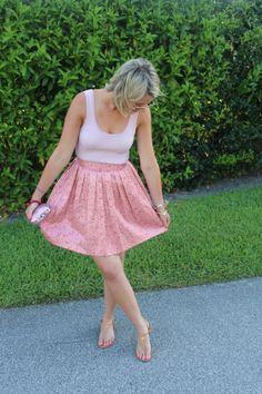 feeling pink in Raoul Fashion // Shotguns & Seashells // Fashion Blogger // www.shotgunsandseashells.com