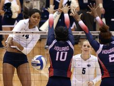 Volleyball Spike: The Basics For Attacking The Ball Hard For Points