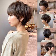 Asian Short Hair, Asian Hair, Short Hair Cuts, Pixie Hairstyles, Cool Hairstyles, Choppy Layers, Beauty Tips For Glowing Skin, Shot Hair Styles, Cute Haircuts