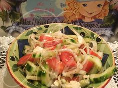 Salade Greek / Salada Greek