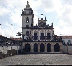Arquitetura - Centro Histórico de João Pessoa PB