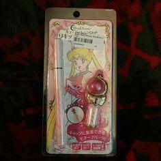 Sailor Moon Makeup Sailor Moon Miracle Romance Liquid Eyeiner (Cutie Moon Rod) (Black) (Limited Edition) Makeup Eyeliner