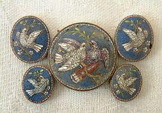 Belle-qualite-5x-unmouted-italien-micro-mosaique-approprie-pour-boucles-doreilles-ou-pendentif