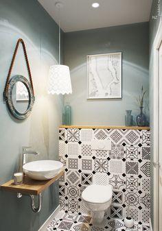 112 DIY Ideas For Transforming Bathroom Decorating Simple Bathroom Designs, Bathroom Design Small, Bathroom Interior Design, Small Bathrooms, Interior Decorating, Tiny House Bathroom, Downstairs Bathroom, Bad Inspiration, Bathroom Inspiration