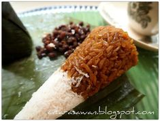 Pulut Pagi Kacang Merah ~ Recipes